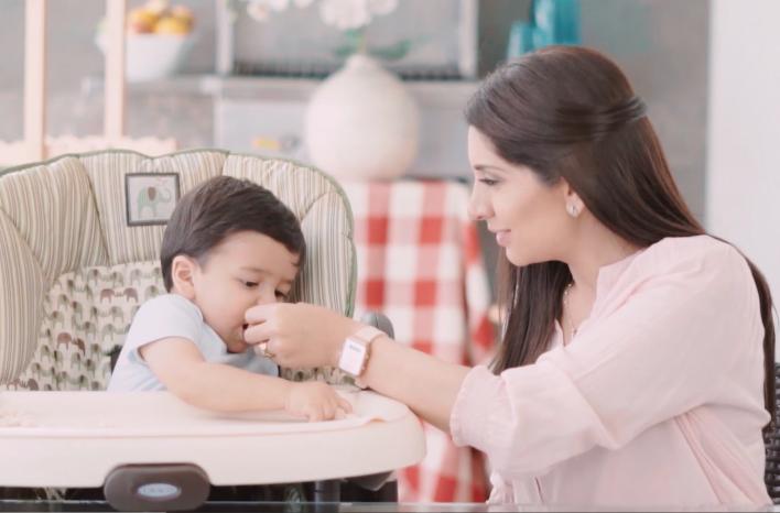 Bebés: Beneficios de la masticación temprana