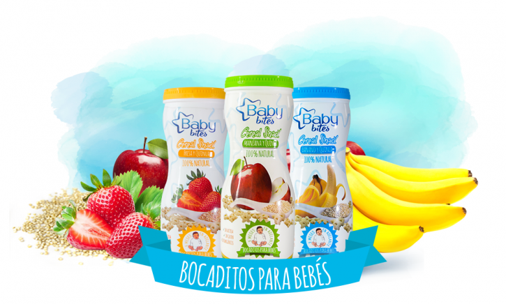 Baby Bites - Cereal para bebés