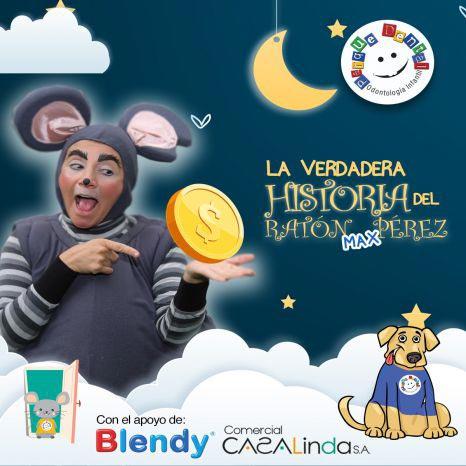 Mes Del Niño: Temporada del Ratón Max Pérez