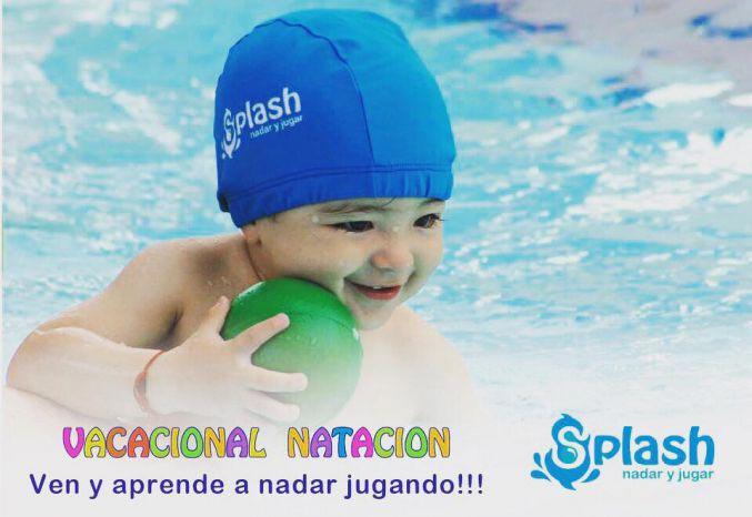 Splash Nadar y Jugar