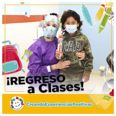 Participa en la promo anual de regreso a clases de Parque Dental y obtén tu certificado dental