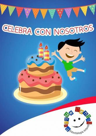 Feliz cumple Parque Dental