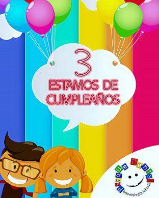 Cumpleaños número 3 de Parque Dental